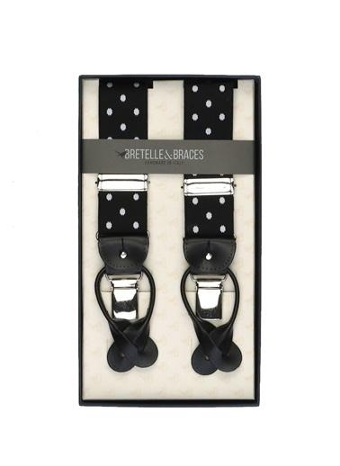 Bretelle & Braces Pantolon Askısı Siyah